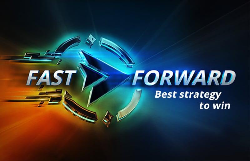 Стратегия Fastforward: как выигрывать в быстрых играх на partypoker?