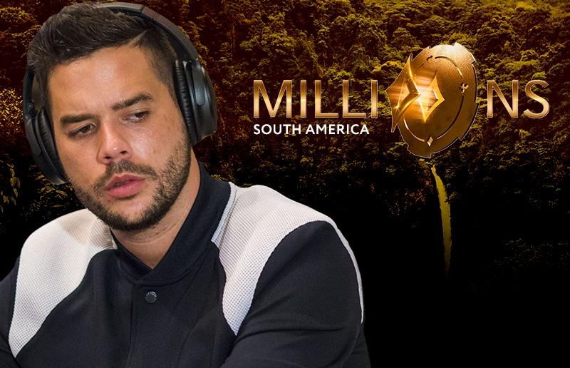 Фарид Джаттин выиграл турнир хайроллеров на Millions South America