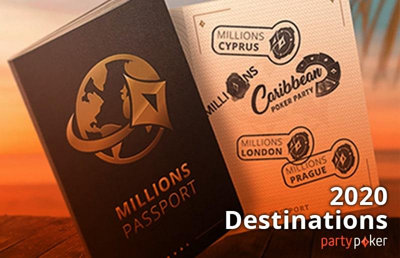 Куда можно отправиться с MILLIONS Passport?