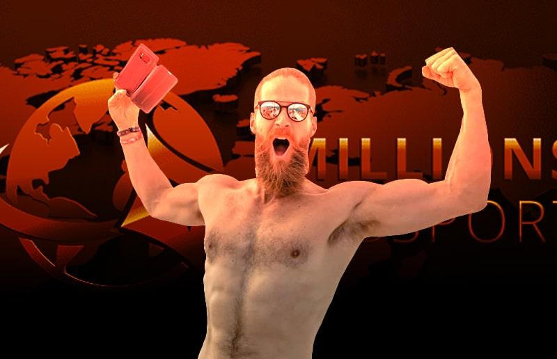 Сергей Попов выиграл 2 паспорта partypoker на серии MILLIONS и WSOP-C всего за один день