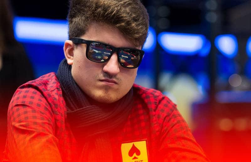 Дмитрий Урбанович продолжает свой покерный марафон: с 250 долларов до 10 тысяч