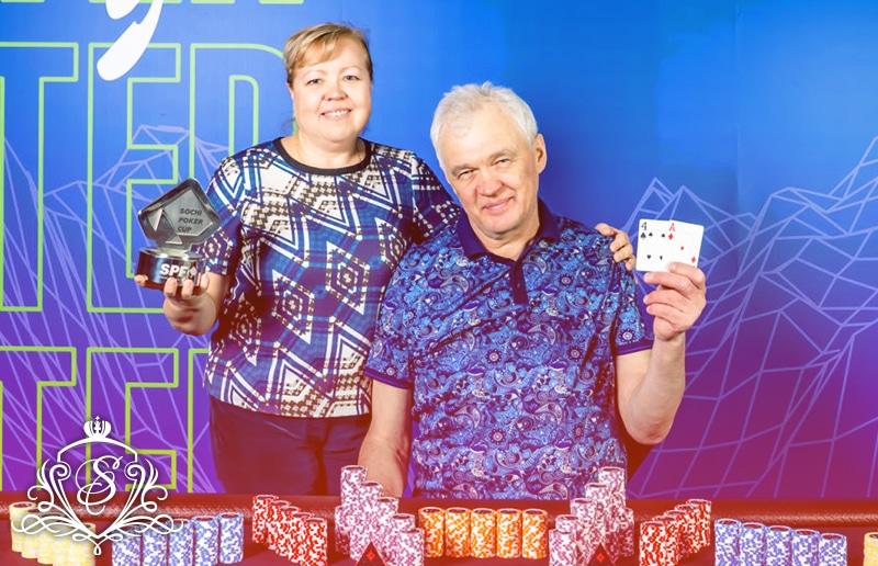 Новичок в живых турнирах смог выиграть на Sochi Poker Festival 1 миллион рублей