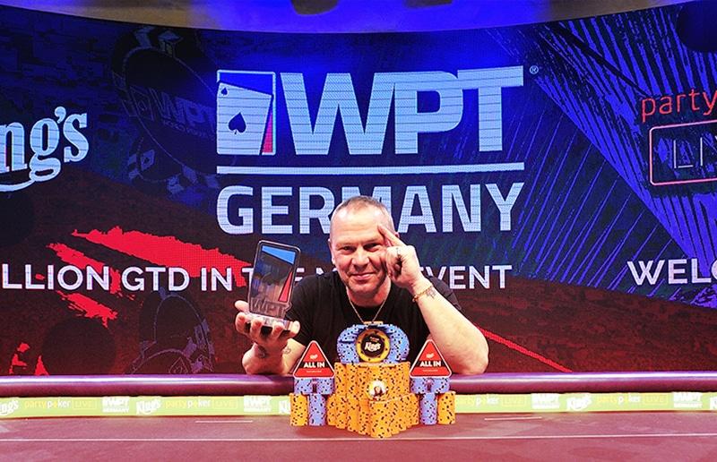 Рикардас Вымерис выиграл опенер на WPT Germany