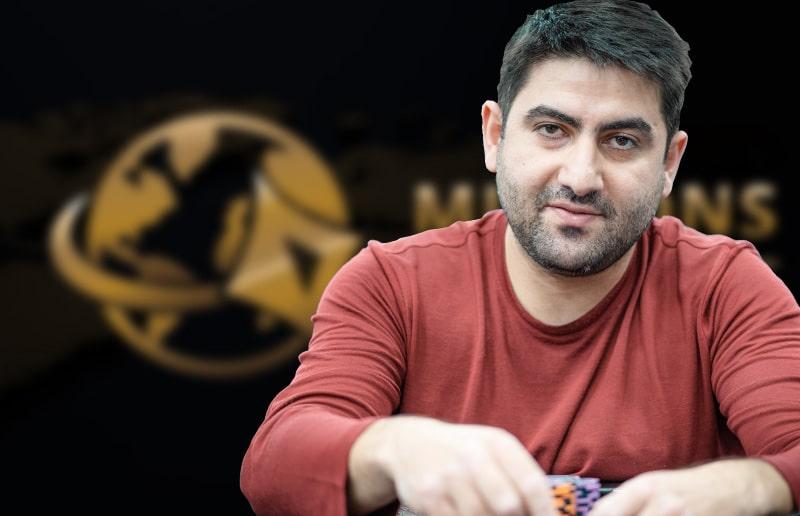 Интервью с Арутюном Сааканяном