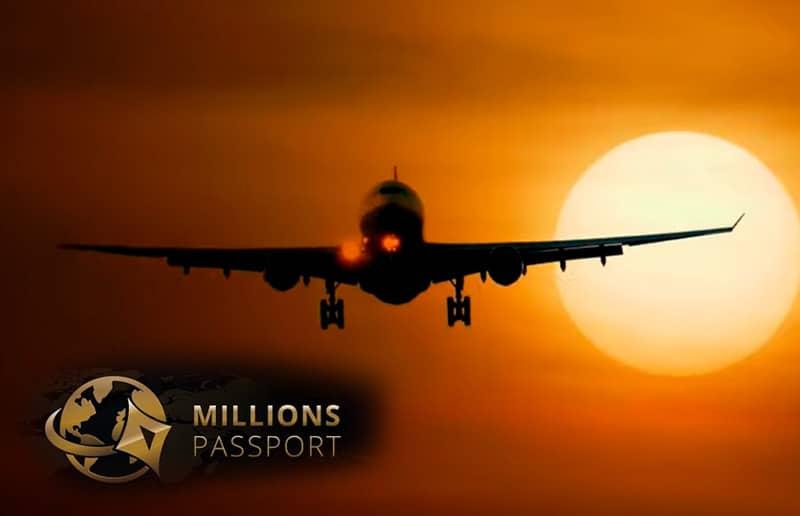 На Багамы за 11 долларов с помощью Millions Passport