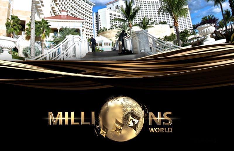 Millions World пройдет с гарантией в 10 млн. долларов