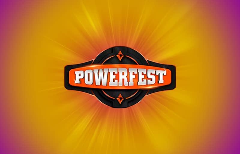 Результаты последних турниров Powerfest