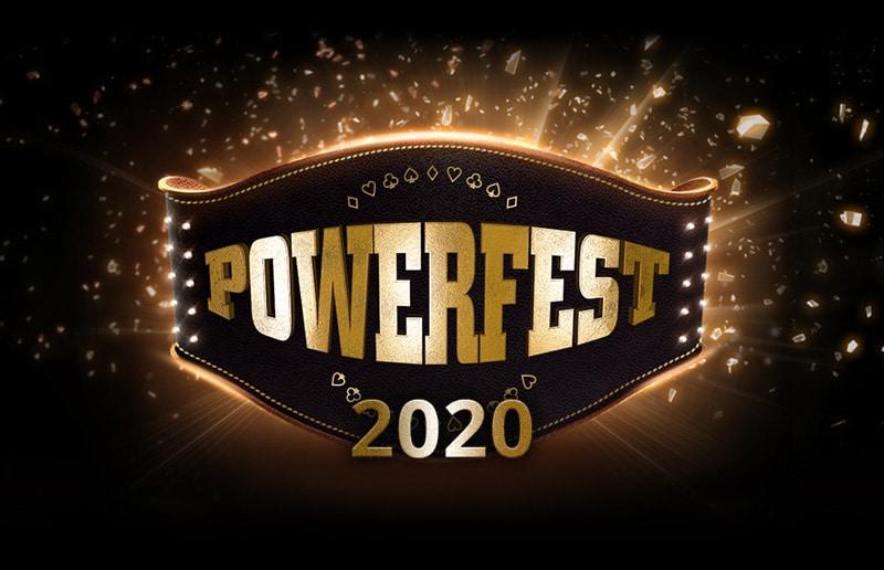 В марте на partypoker пройдет очередной powerfest