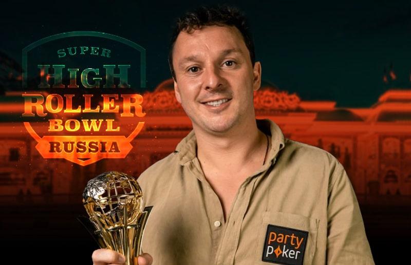 partypoker MILLIONS SHR Sochi: Сэм Трикетт выигрывает турнир за 25 тысяч долларов