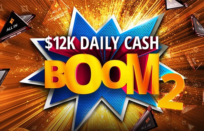 Daily Cash BOOM 2: возвращение акции
