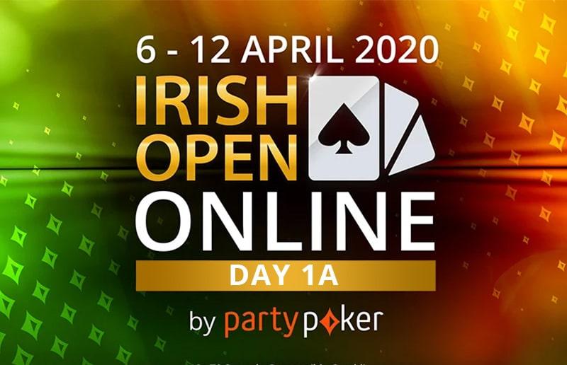 День 1А турнира Irish Open Online