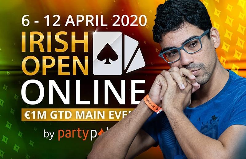 Пабло Сильва выиграл Главный Турнир Irish Open Online