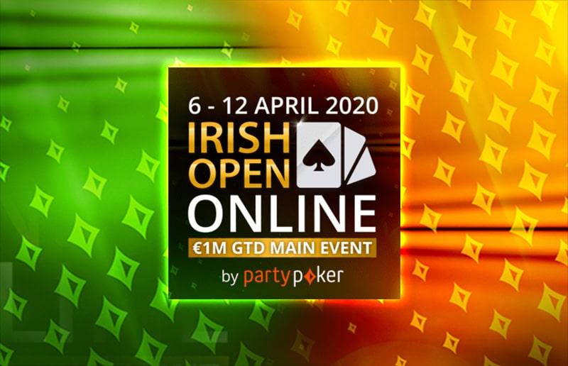 Очередные итоги турниров Irish Open Online