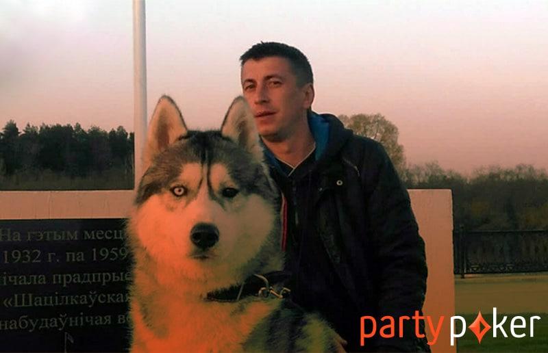 Белорус Руслан Майсеенко выиграл Millions Passport