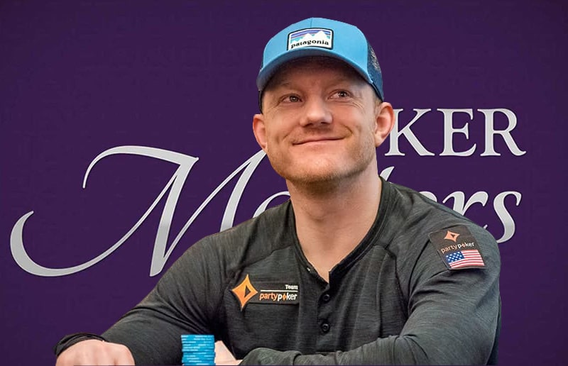 Кун выиграл событие Poker Masters