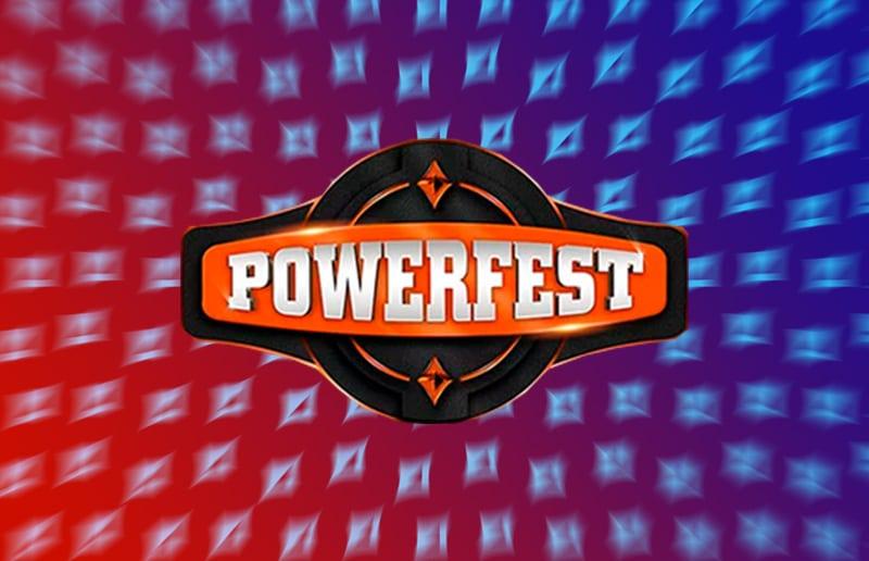 Результаты основных турниров POWERFEST за 2 апреля