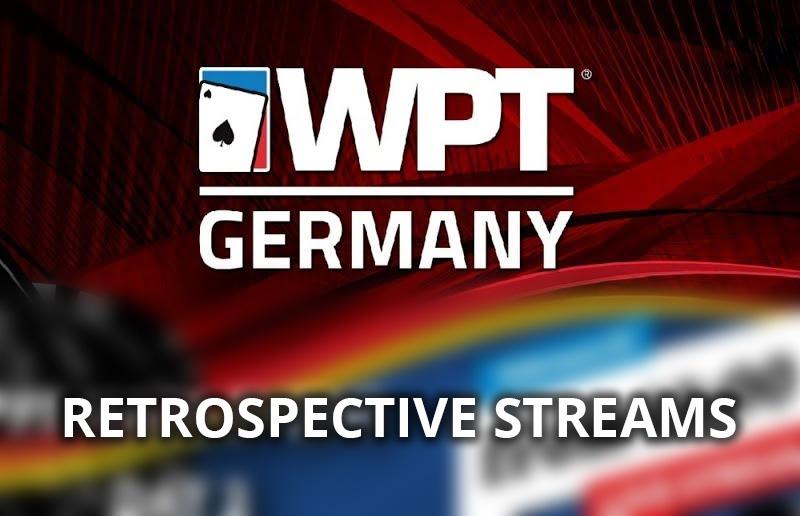 Что посмотреть: стримы с WPT Germany 2020