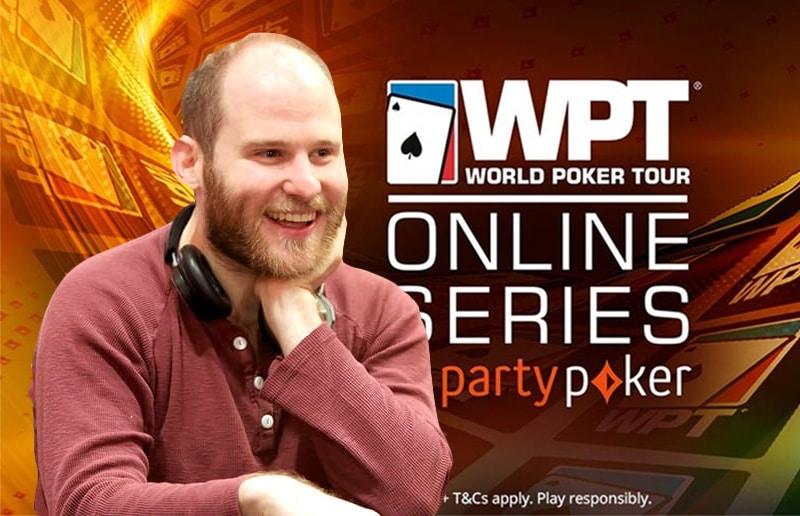 Гринвуд лидирует на WPT Online Series