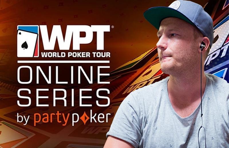 Джеппссон выиграл WPT Online Championship на partypoker, Устимов на втором месте