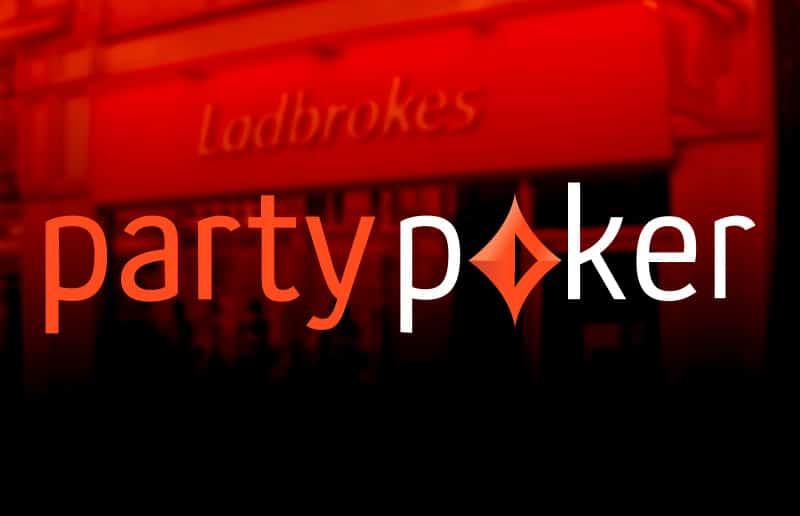 Ladbrokes, наконец, полностью переходит в сеть partypoker