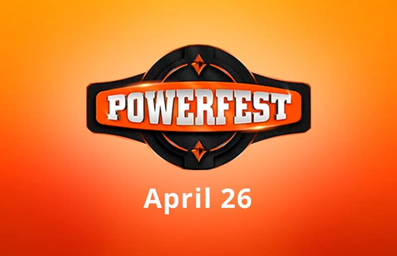 Результаты турниров POWERFEST за 26 апреля