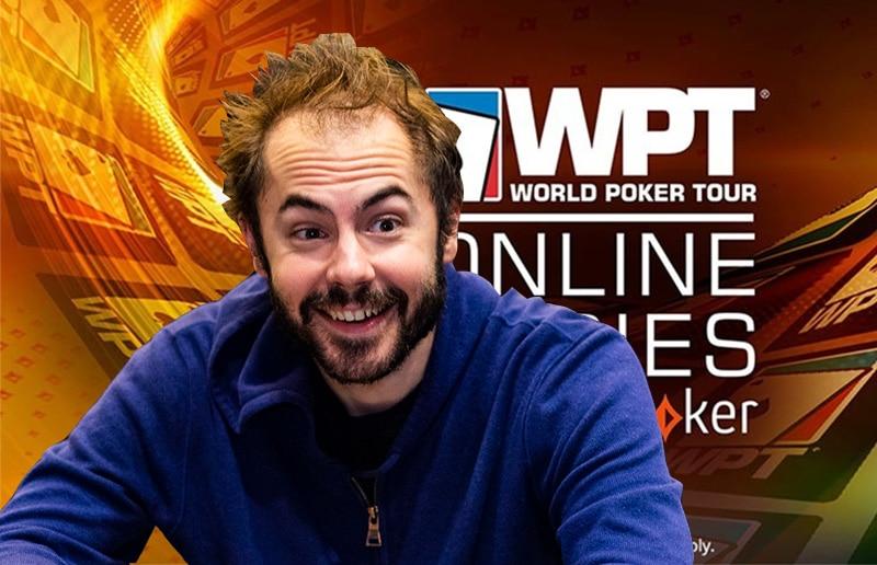 WPT Online Series: Элио Фокс победил в турнире суперхайроллеров