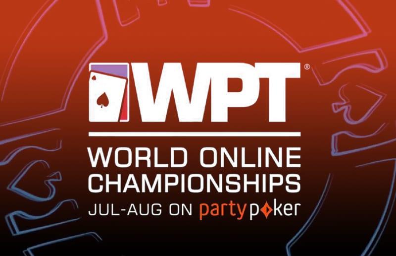 WPT World Online Championships пройдут на partypoker этим летом