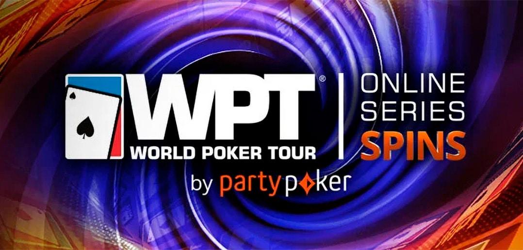 В новых спинах на partypoker можно выиграть билет на турнир WPT Online за 5200 долларов