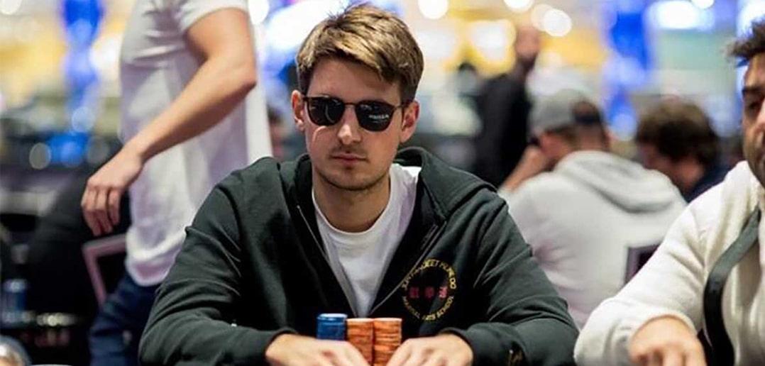 Украинец Андрей Любовецкий дважды прошел в финалы турниров Poker Masters на partypoker