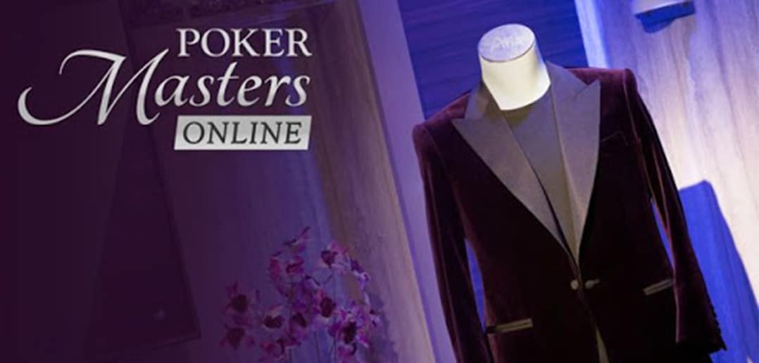 Фиолетовая куртка Poker Masters