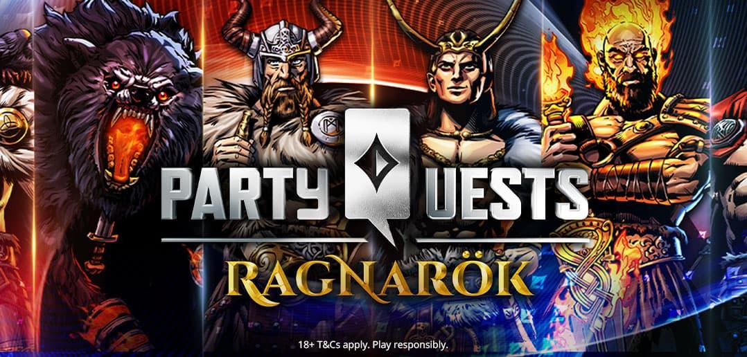 Сразитесь с норвежскими богами в Ragnarök на partypoker — розыгрыш $300 000
