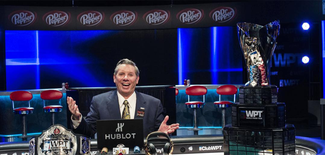 World Poker Tour решили переименовать свой Кубок чемпионов в Mike Sexton WPT Champions Cup