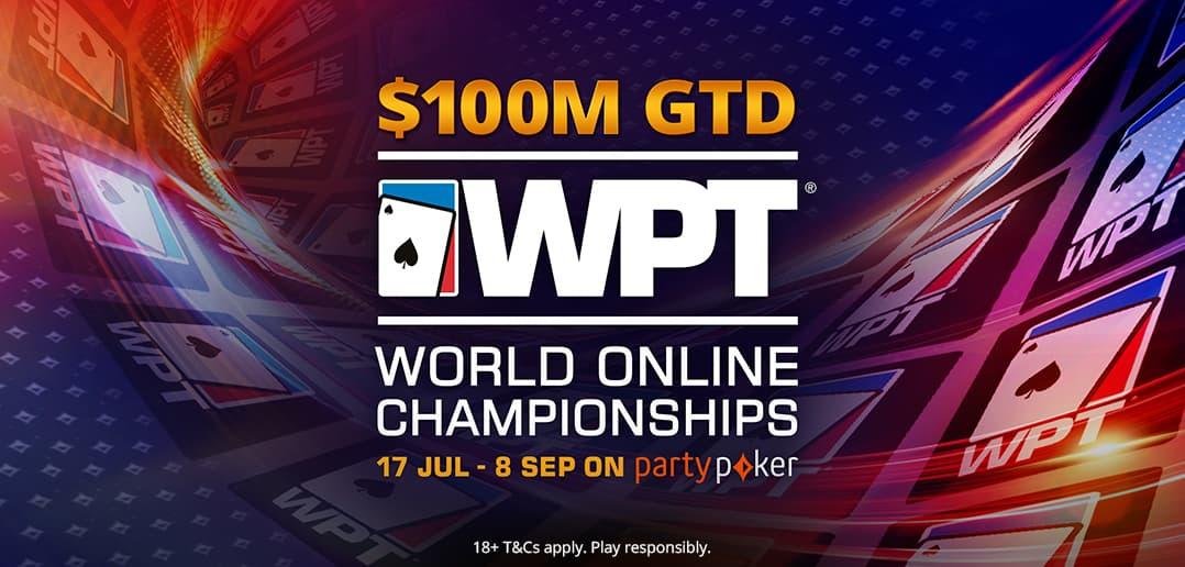 WPR World Online Championships