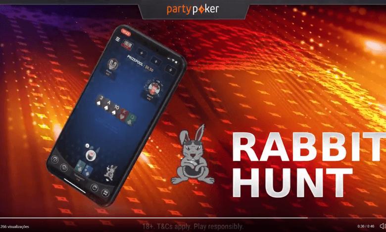 Функция Rabbit Hunt на partypoker