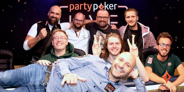 partypoker LIVE — вторая семья