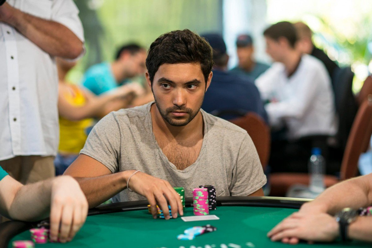 тимоти адамс покер