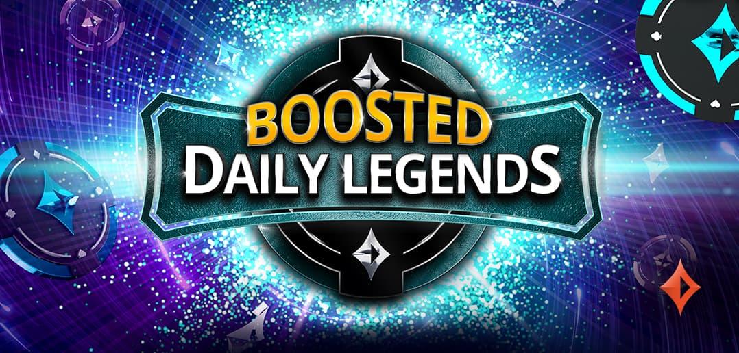 partypoker разыграет билеты на турниры на сумму более $400 000 в Daily Legends