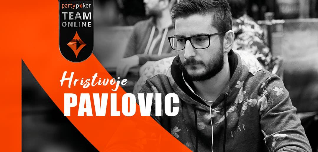 Христивое Паволич из Team Online лидирует на WPT Mini Main Event