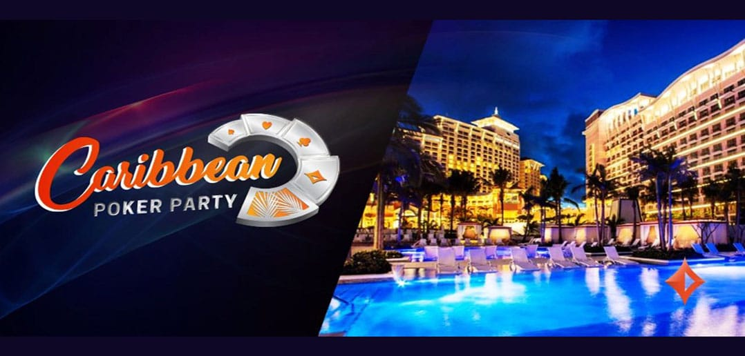 Partypoker запустили сателлиты к Главному Турниру Caribbean Poker Party Online