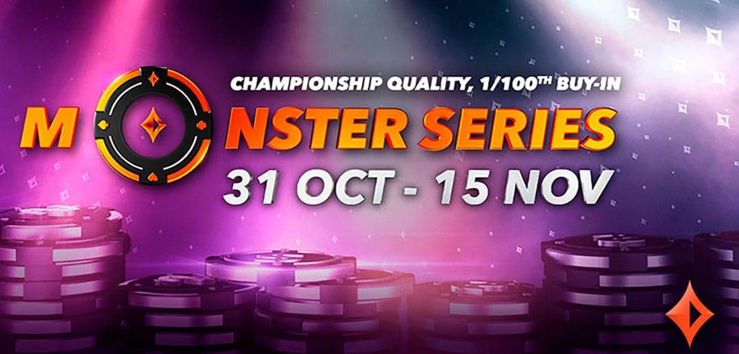 Goldennnname переиграл GamblingCabin88 и стал прбедителем турнира Monster Series
