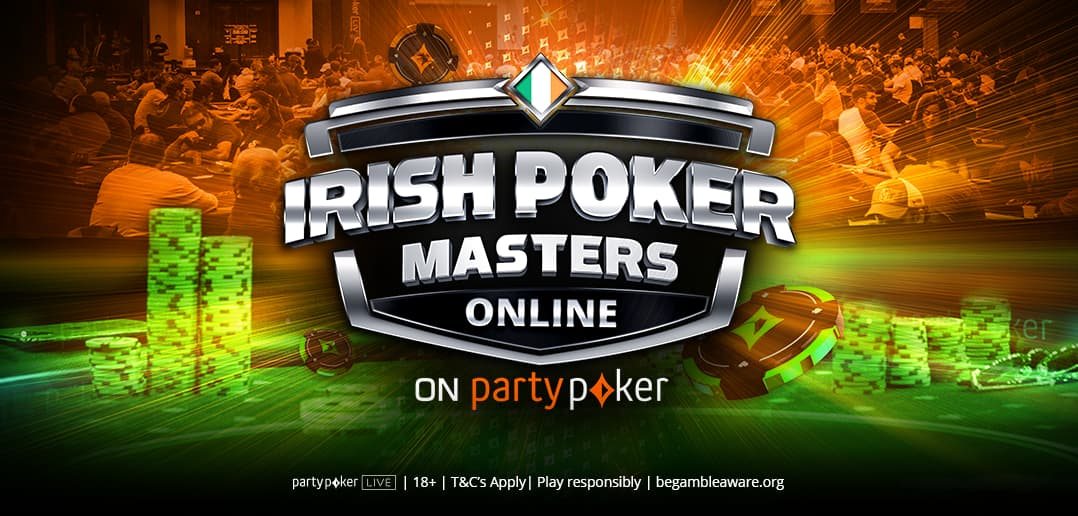 Превратите 1 цент в билет на Главный Турнир Irish Poker Masters с фондом 1 миллион евро
