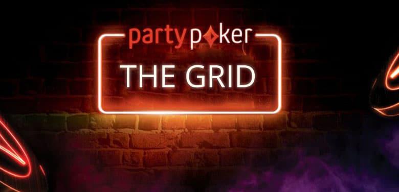 Турнир от partypoker the grid