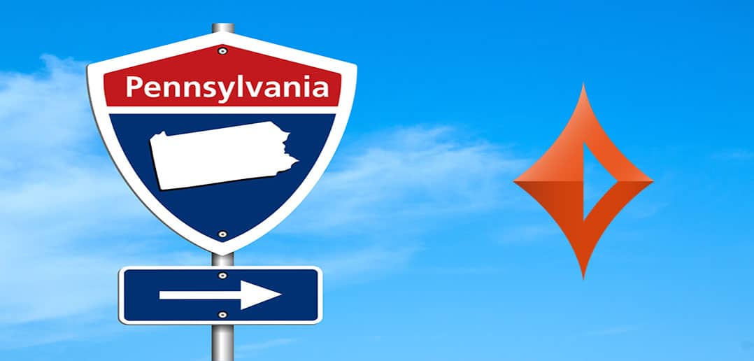 PGCB approved partypoker at Pennsylvania