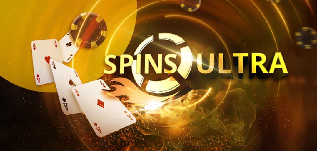 SPINS Ultra теперь доступны для игроков европейской объединенной сети partypoker