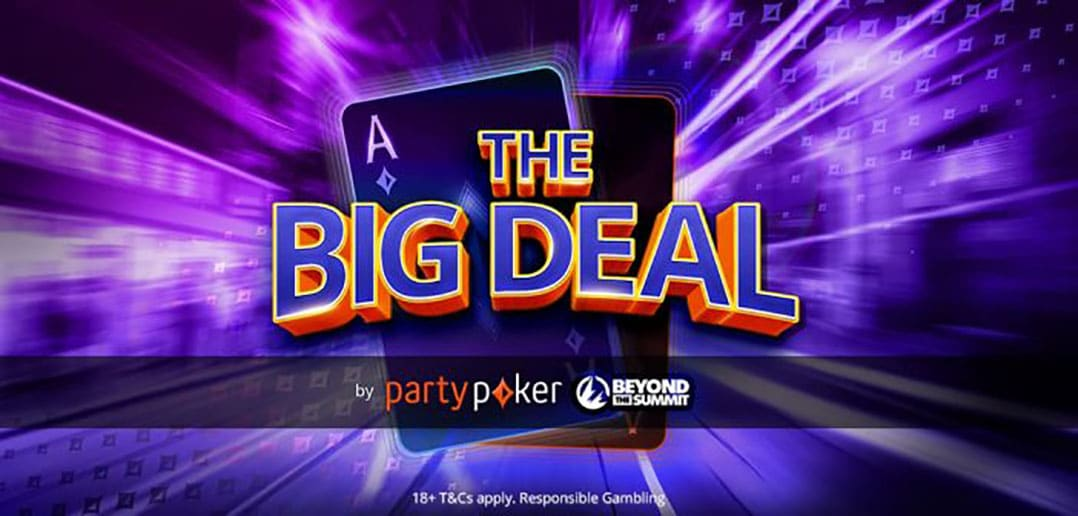 NickyMousee выиграл в турнире Big Deal на partypoker $12 000