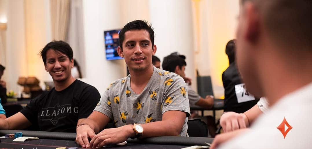 Диего Вентура занимает первое место в списке лидеров Caribbean Poker Paty ME