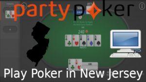 Серия турниров от partypoker в Нью Джерси