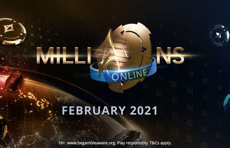 MILLIONS Online возвращается! Отобраться можно всего за 1 цент