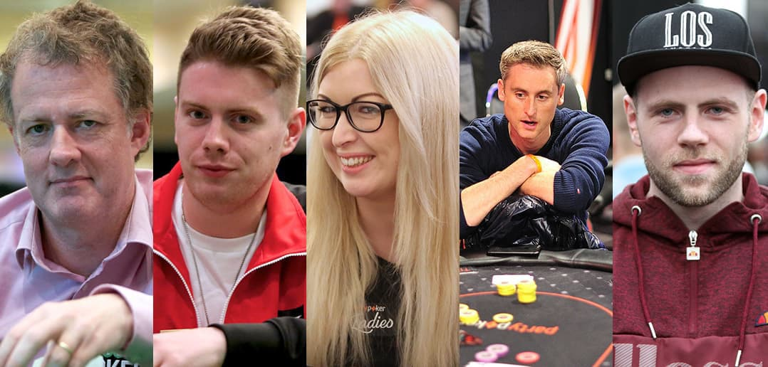 Кто из ирландских профессионалов будет выступать на Irish Poker Masters