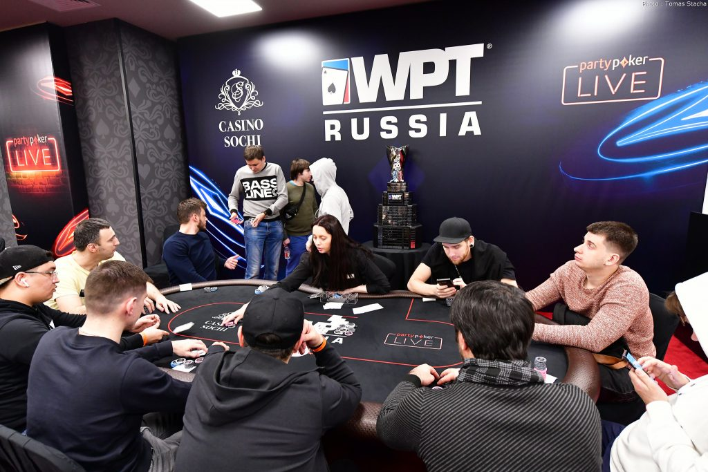 WPT Russia в феврале 2020